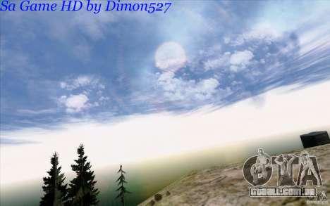 Sa Game HD para GTA San Andreas