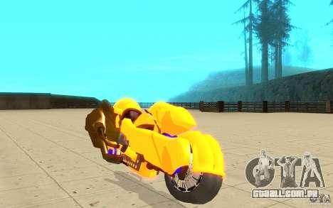 F.F. VII bike para GTA San Andreas