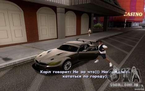 Carros clássicos para venda para fora para GTA San Andreas sexta tela