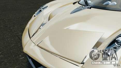 Pagani Huayra 2011 v1.0 [EPM] para GTA 4 rodas