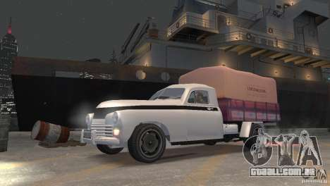 GAZ M20 Pickup para GTA 4