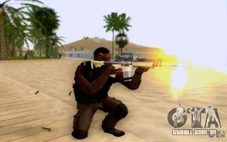 Salazar na civil para GTA San Andreas terceira tela