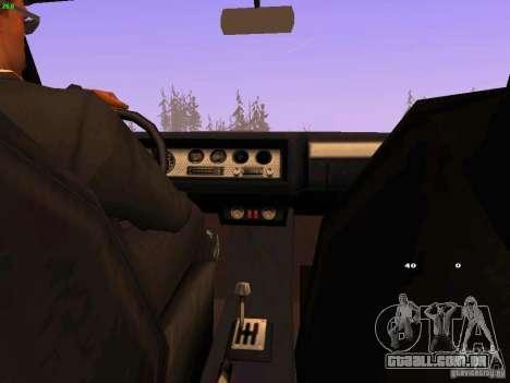 Huntley Superior para o motor de GTA San Andreas