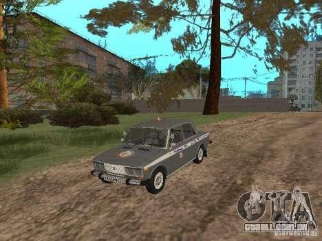 VAZ 21063 acadêmico para GTA San Andreas