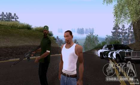 Call for Homies V2.0 para GTA San Andreas