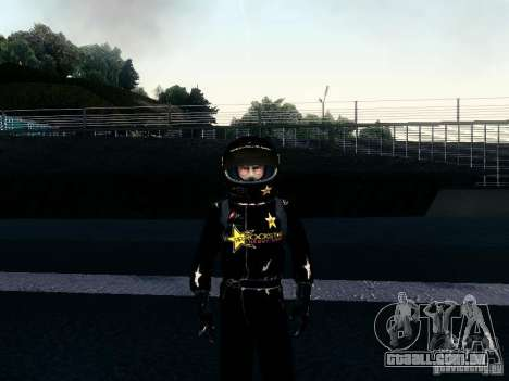 Race Ped Pack para GTA San Andreas
