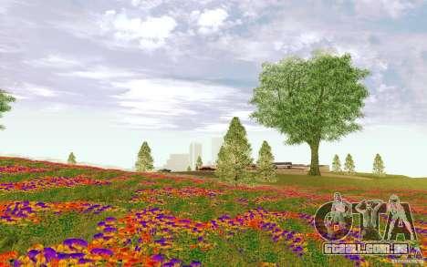 Project Oblivion 2010 Sunny Summer para GTA San Andreas segunda tela
