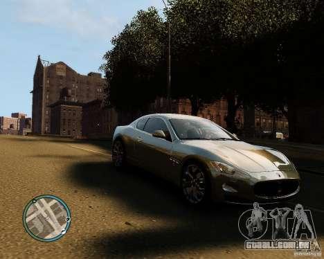 Maserati Grandturismo para GTA 4