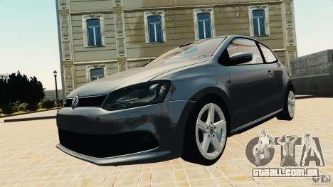 Volkswagen Polo v2.0 para GTA 4 esquerda vista