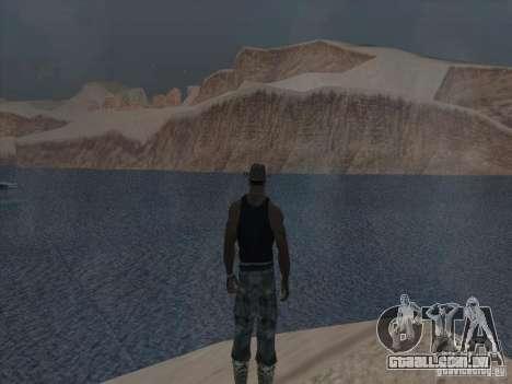 Nuvens bonitas e muito mais para GTA San Andreas sexta tela