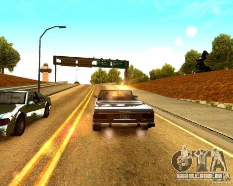 ENBSeries by Sashka911 v2 para GTA San Andreas sexta tela