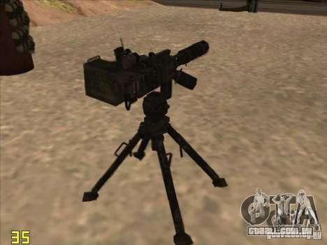 Turrel′ para GTA San Andreas segunda tela