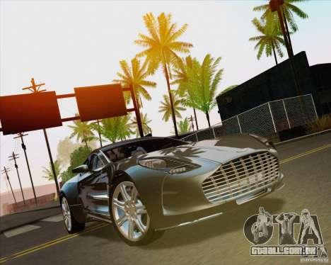 Playable ENB Series v1.1 para GTA San Andreas sexta tela