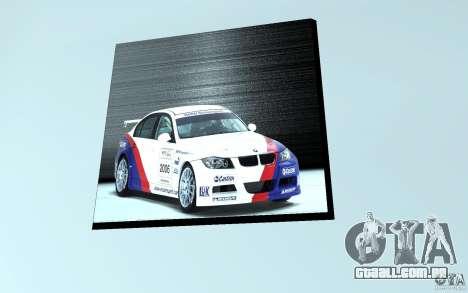 Concessionária BMW para GTA San Andreas quinto tela