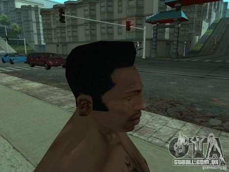 A NOVA CARA DO CJ para GTA San Andreas sétima tela