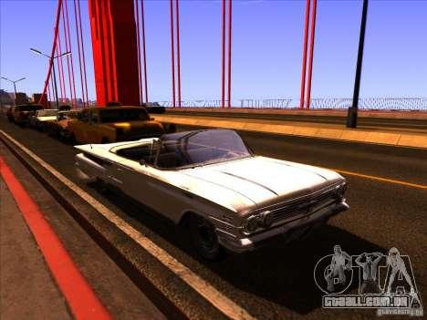 ENBSeries v2.0 para GTA San Andreas segunda tela