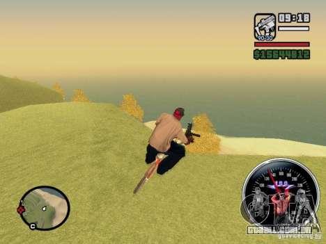 Speed Udo para GTA San Andreas terceira tela