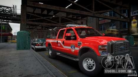 Ford Chief F250 para GTA 4