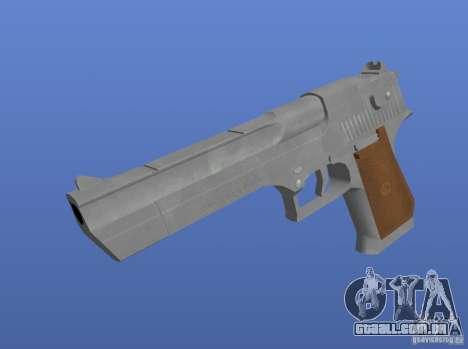 Weapon Textures para GTA 4 sexto tela