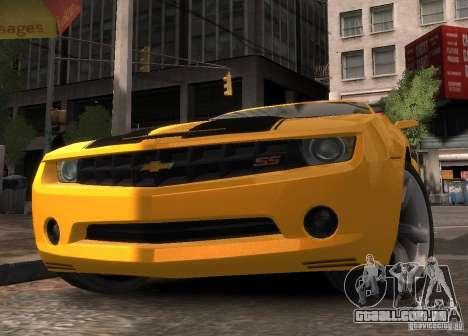 Chevrolet Camaro concept 2007 para GTA 4 vista direita