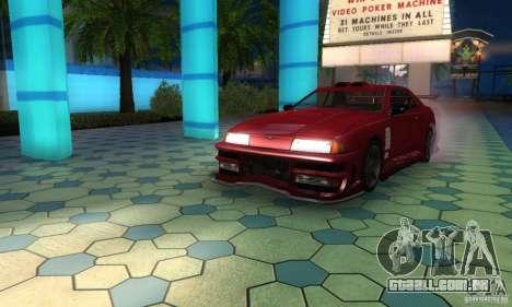 ENBSeries by dyu6 v4.0 para GTA San Andreas sétima tela