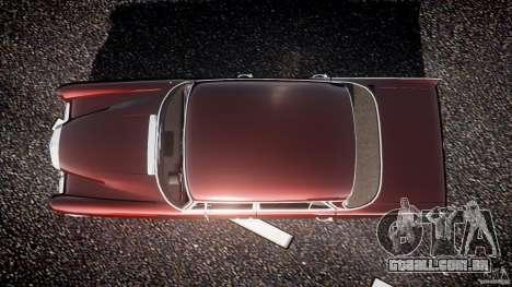 Mercedes-Benz W111 v1.0 para GTA 4 vista direita