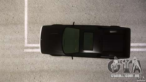 Blista Pick Up para GTA 4 vista superior