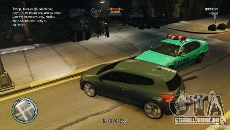 Coloured Radio HUD para GTA 4 sexto tela