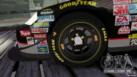 Chevy Monte Carlo SS FINAL para GTA 4 vista de volta