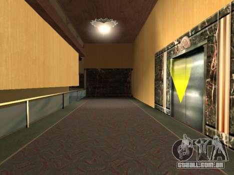 World Trade Center para GTA San Andreas quinto tela