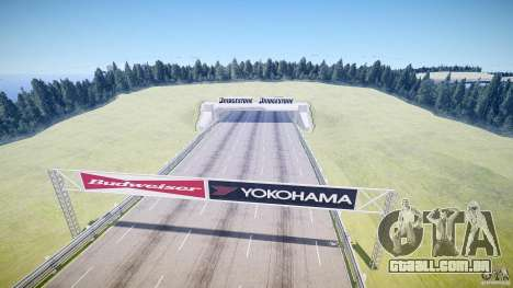 High Speed Ring para GTA 4 por diante tela