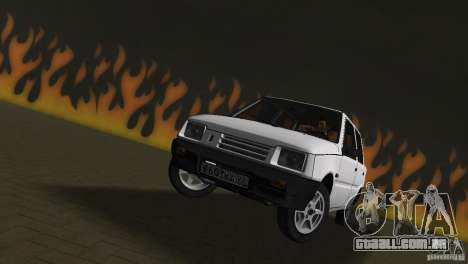 VAZ 1111 Oka Sedan para GTA Vice City