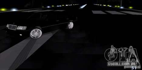 Electronic Speedometr para GTA San Andreas terceira tela