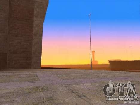 Timecyc novo para GTA San Andreas sexta tela