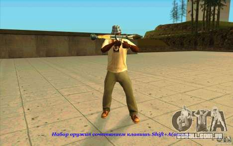 Skorpro Mods Vol.2 para GTA San Andreas quinto tela