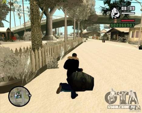 Faz um lixo para GTA San Andreas