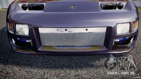 Nissan 300zx Fairlady Z32 para GTA 4 interior