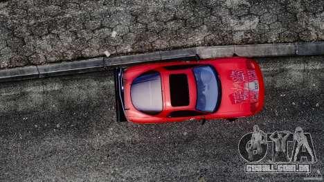 Mazda RX-7 FnF para GTA 4 vista direita