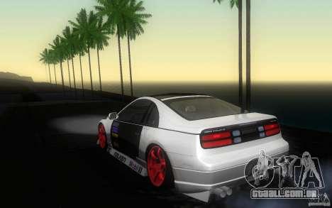 Nissan 300ZX para GTA San Andreas vista direita
