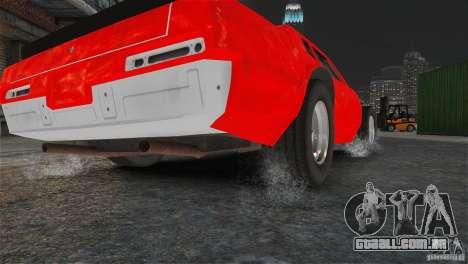 Jupiter Eagleray MK5 v.1 para GTA 4 vista lateral