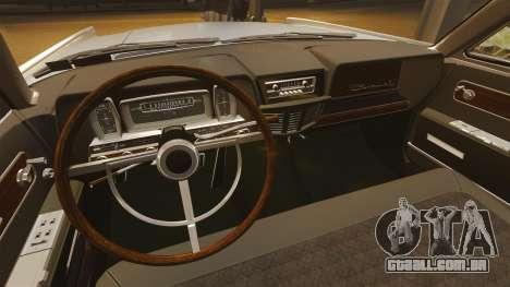 Lincoln Continental 1962 para GTA 4
