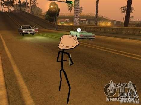 Meme Ivasion Mod para GTA San Andreas sétima tela