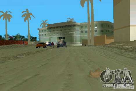 Snow Mod v2.0 para GTA Vice City