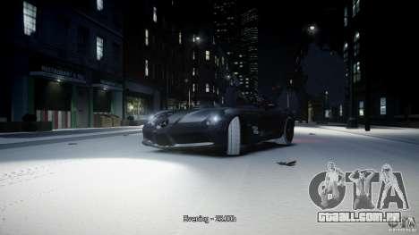 Mercedes Benz McLaren SLR Stirling Moss para GTA 4