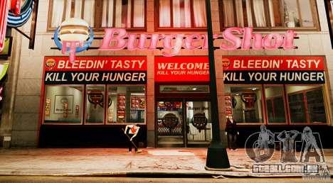 ENB Rage of Reality v 4.0 para GTA 4 terceira tela