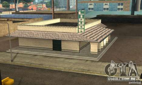 Grove Street 2013 v1 para GTA San Andreas oitavo tela