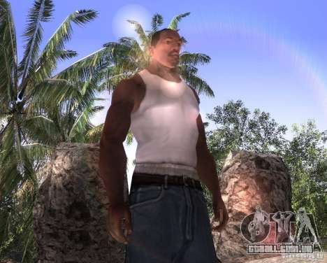 ENBSeries para Ultra Pack Vegetetions para GTA San Andreas décima primeira imagem de tela