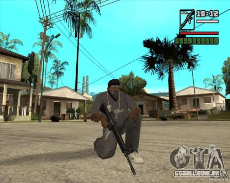 Millenias Weapon Pack para GTA San Andreas décimo tela