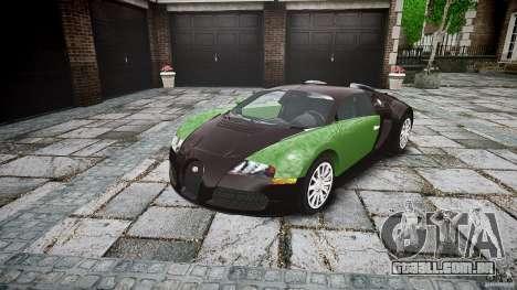 Bugatti Veyron 16.4 para GTA 4