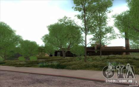 Project Oblivion 2010 For Low PC V2 para GTA San Andreas